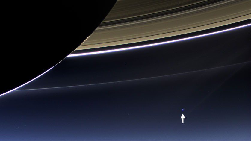 Il coronavirus sull'astronave Terra