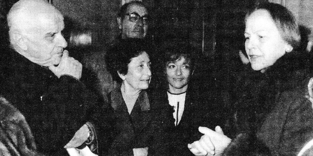 I 90 anni di Ione Bartoli