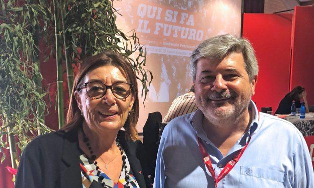 Reggio Emilia, Alberini è il nuovo segretario