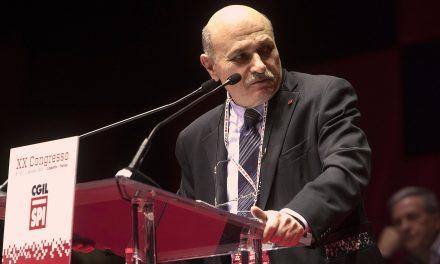 Raffaele Atti nuovo segretario generale Spi-Cgil ER
